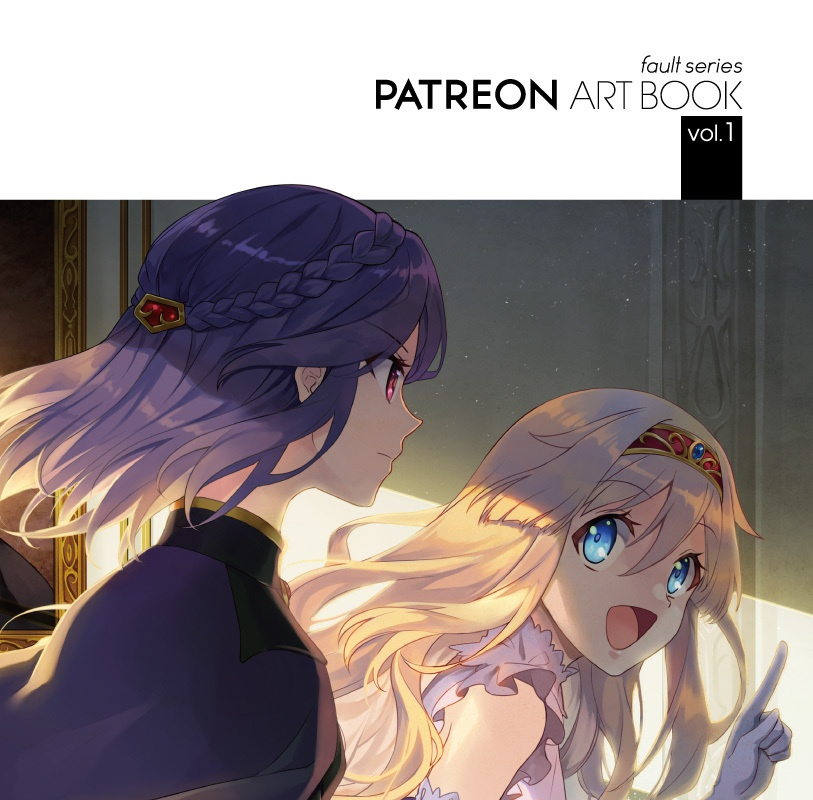 Patreon ART BOOK vol.1