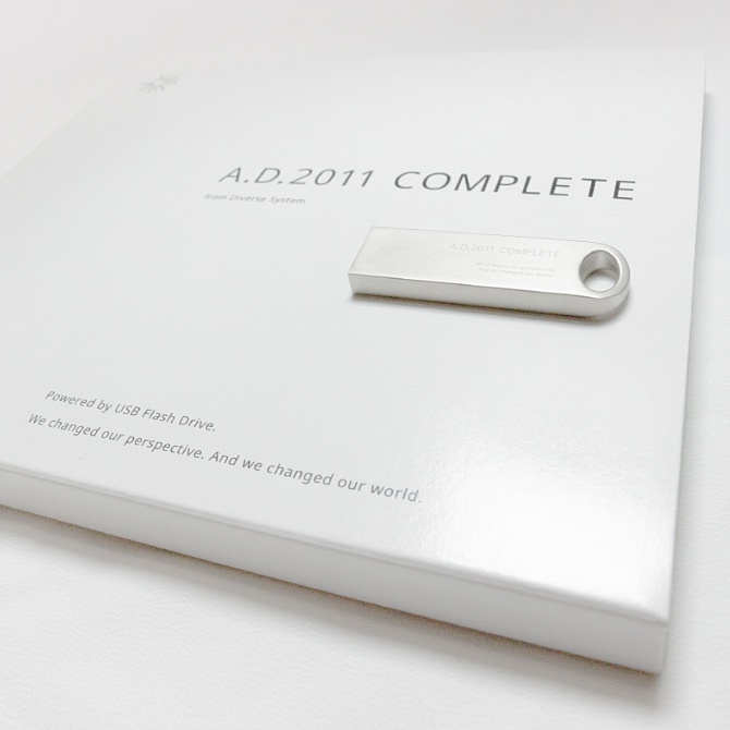 A.D.2011 COMPLETE