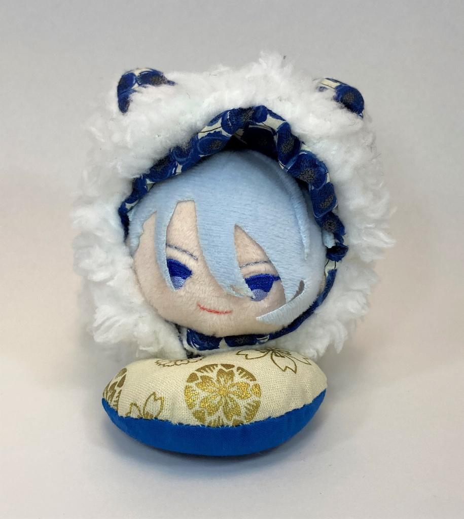 ねこ耳きぐるみ(瑠璃紺猫・山姥切長義)
