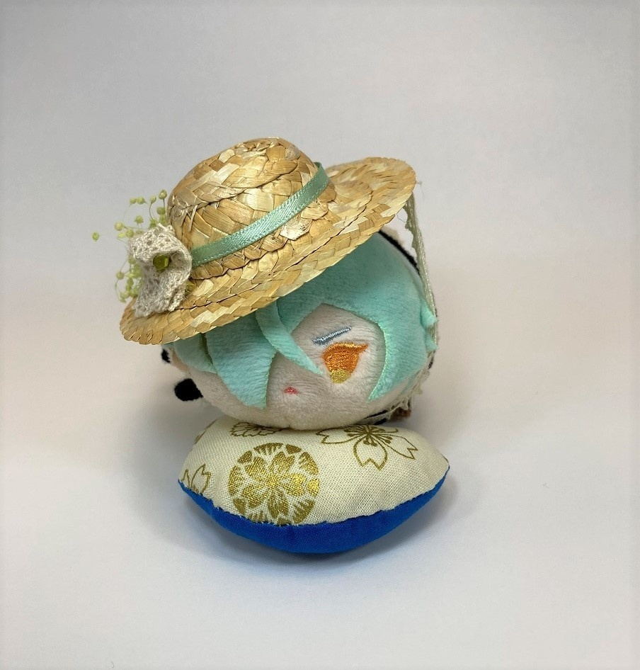 夏の麦わら帽子(膝丸)