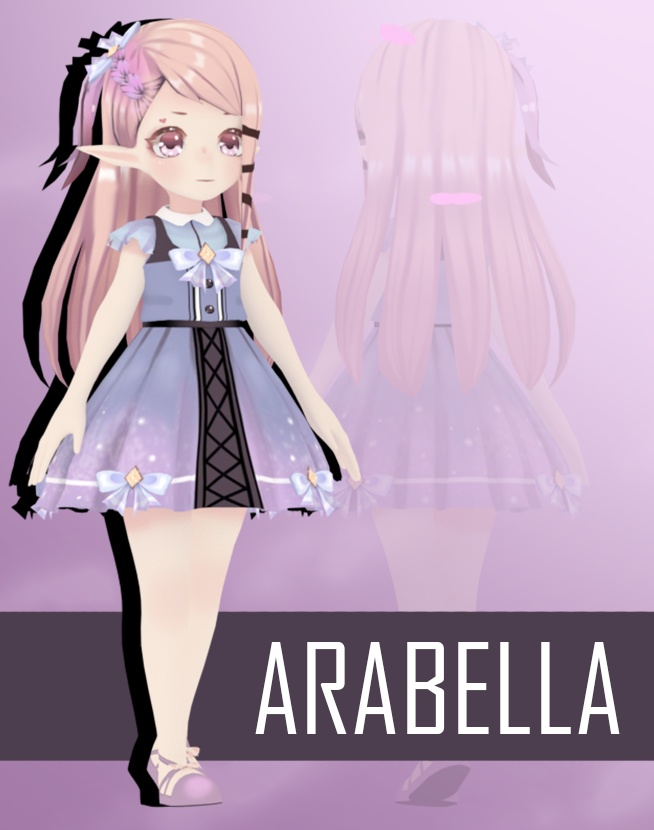 Arabella [Original Character]