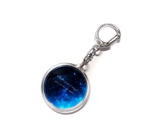【創作】Starry sky✴ Key ring