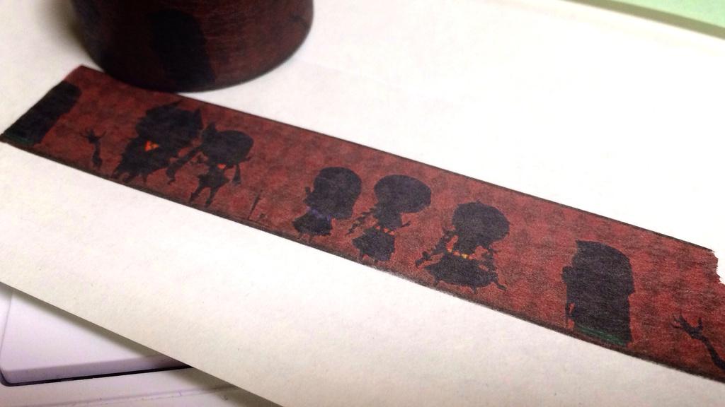 イベリアマスキングテープ