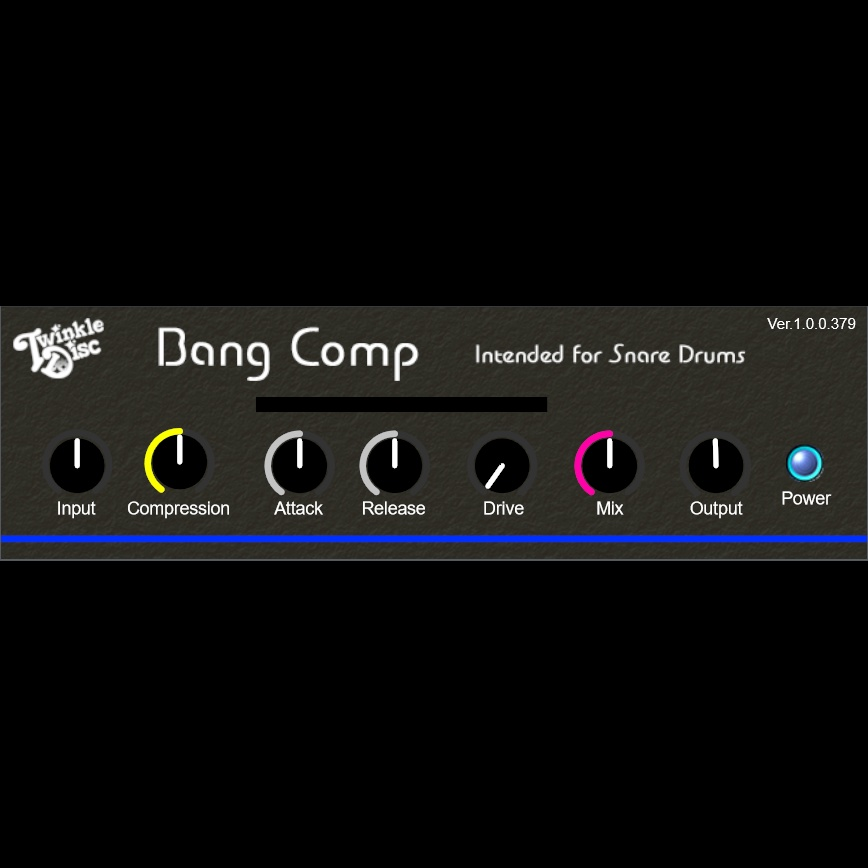 【40%off】Bang Comp / Intended for Snare Drums