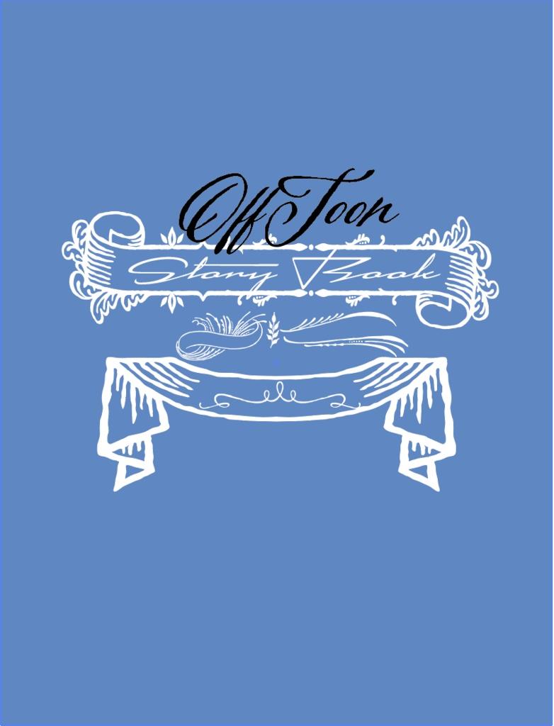 【C96新刊】Off Toon キャラクターストーリーブック(フルカラー見開き12P)