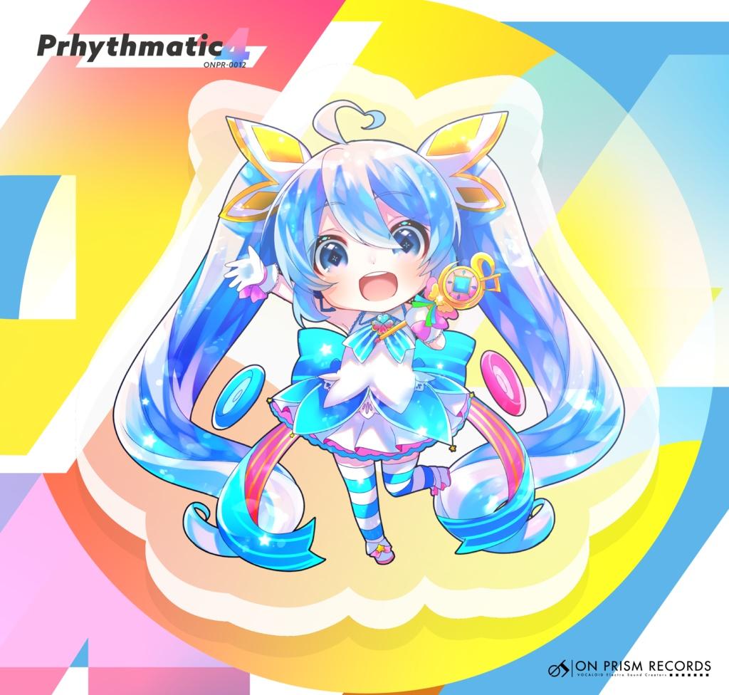 Prhythmatic4 アクリルスタンドフィギュア