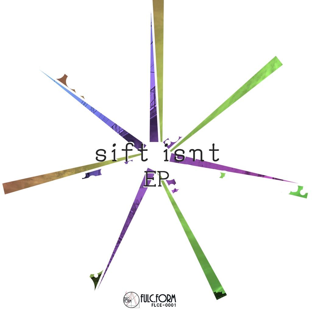 sift isnt EP CD版(apollo期間セール版)