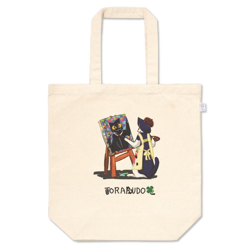 島田つきの公開描画【トートバッグ】