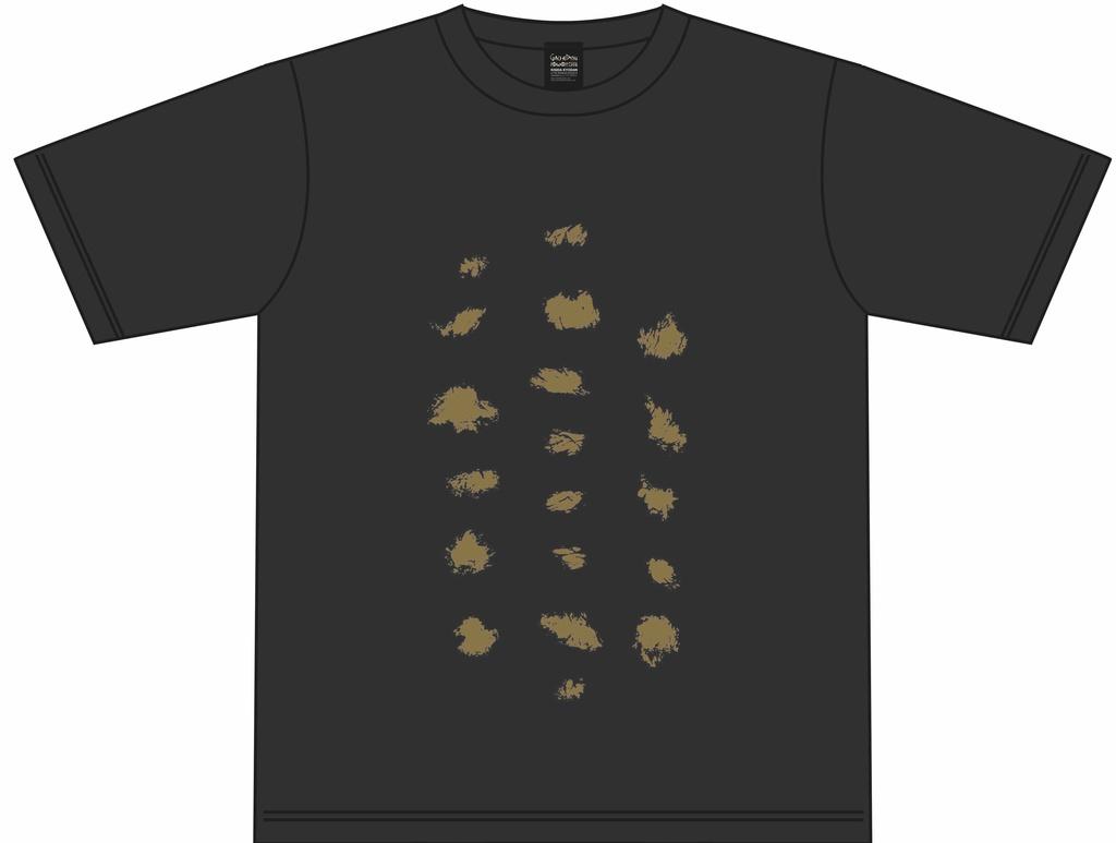 ガチです(ФωФ)! ガチ猫Tシャツ