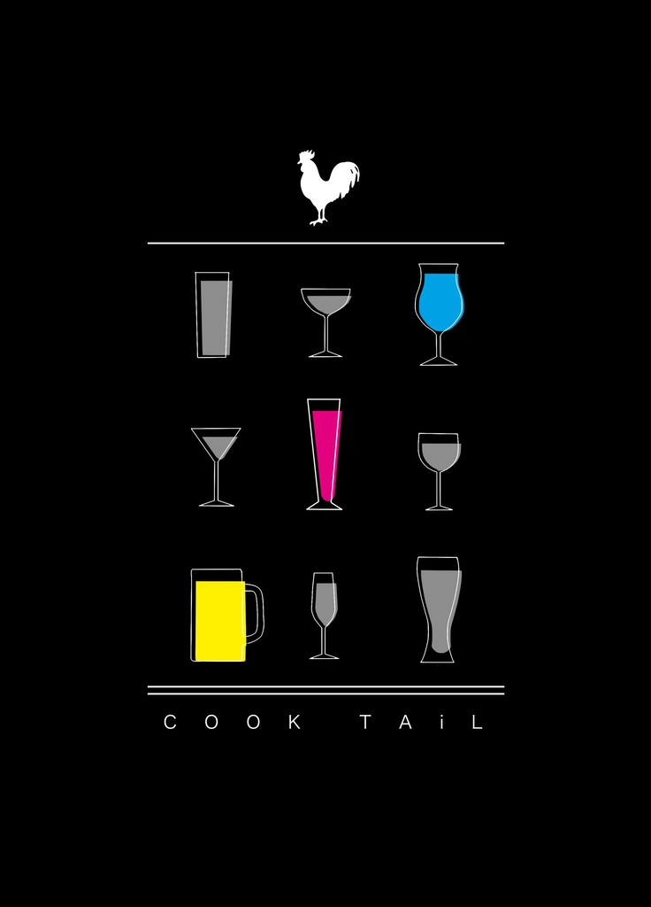 COOK TAiL