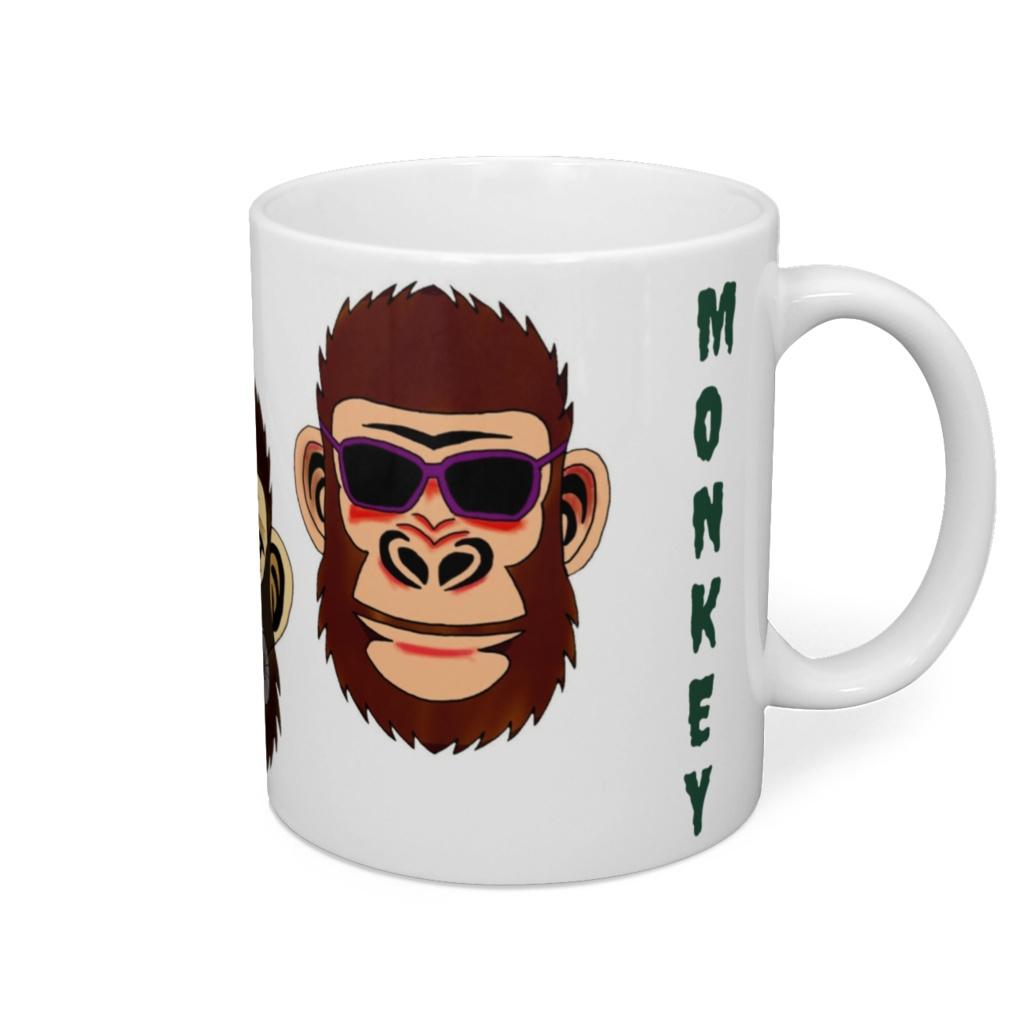 RUGGED MONKEY マグカップ