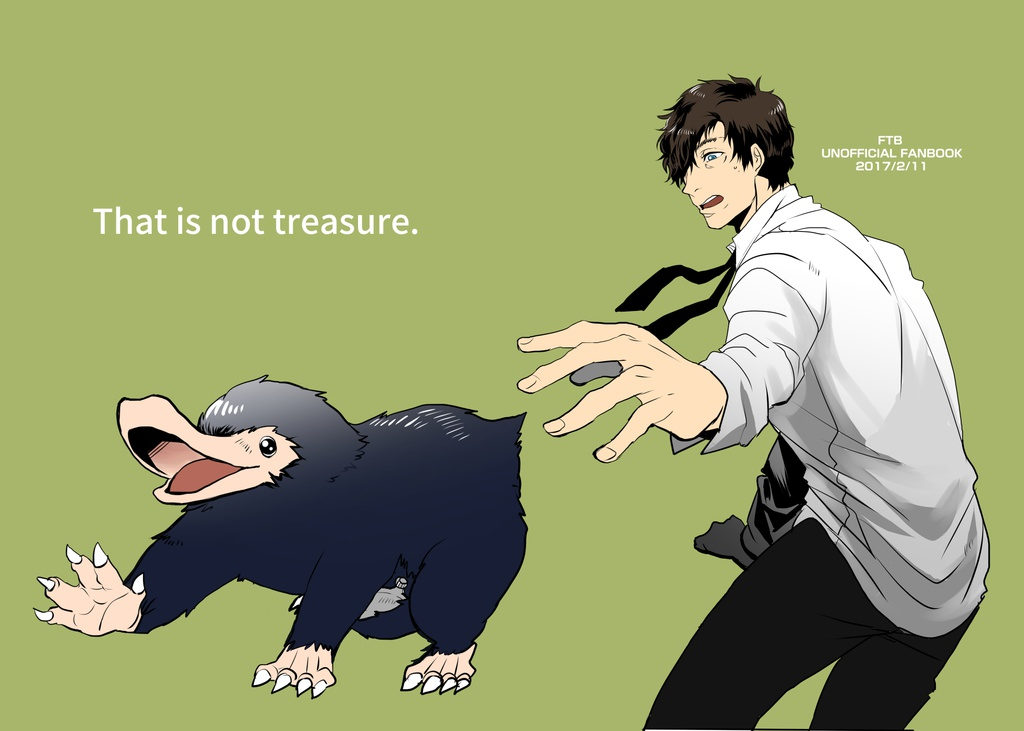That is not treasure.