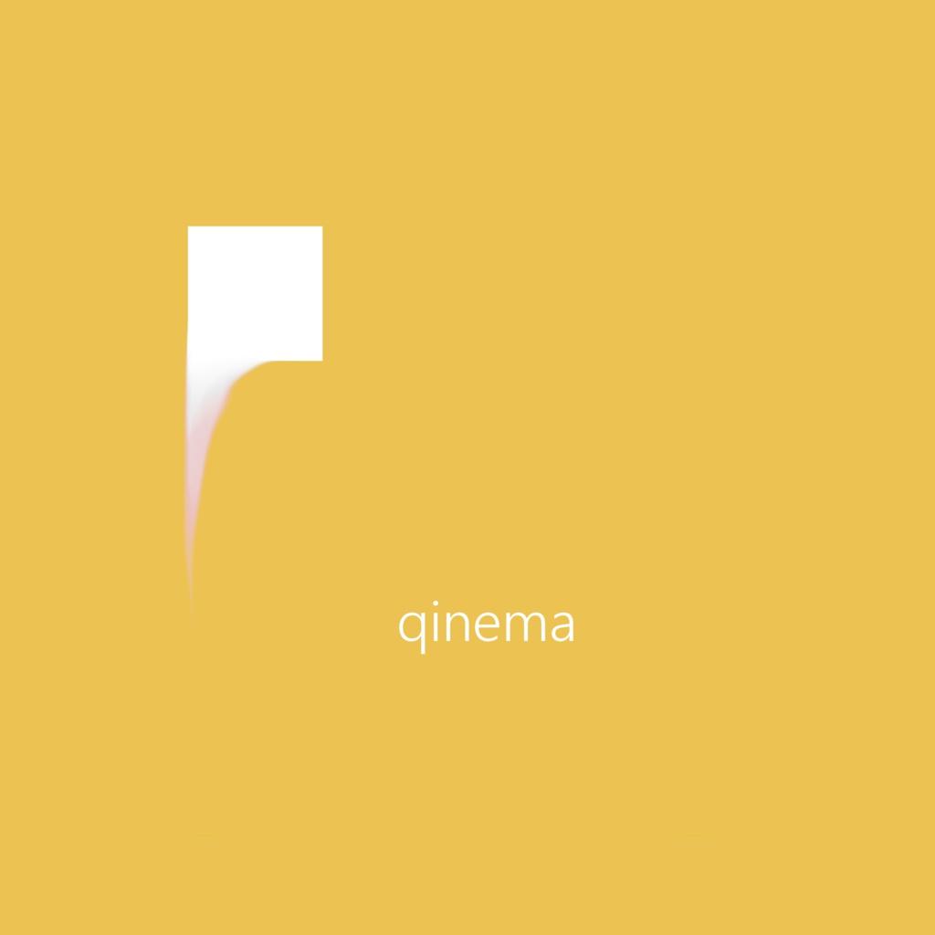 歩く人 1st album 「qinema」