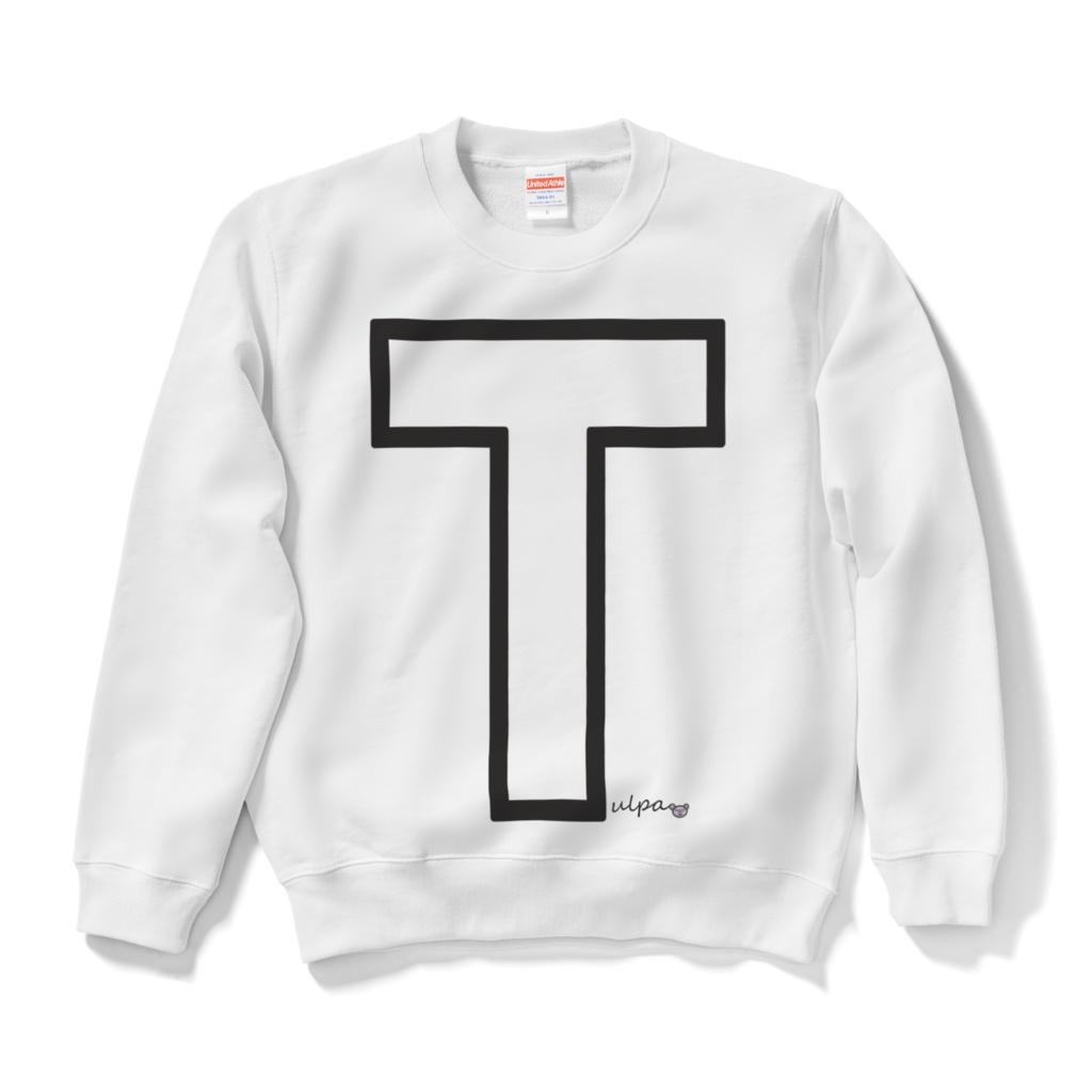 TULPA BIG Tロゴ