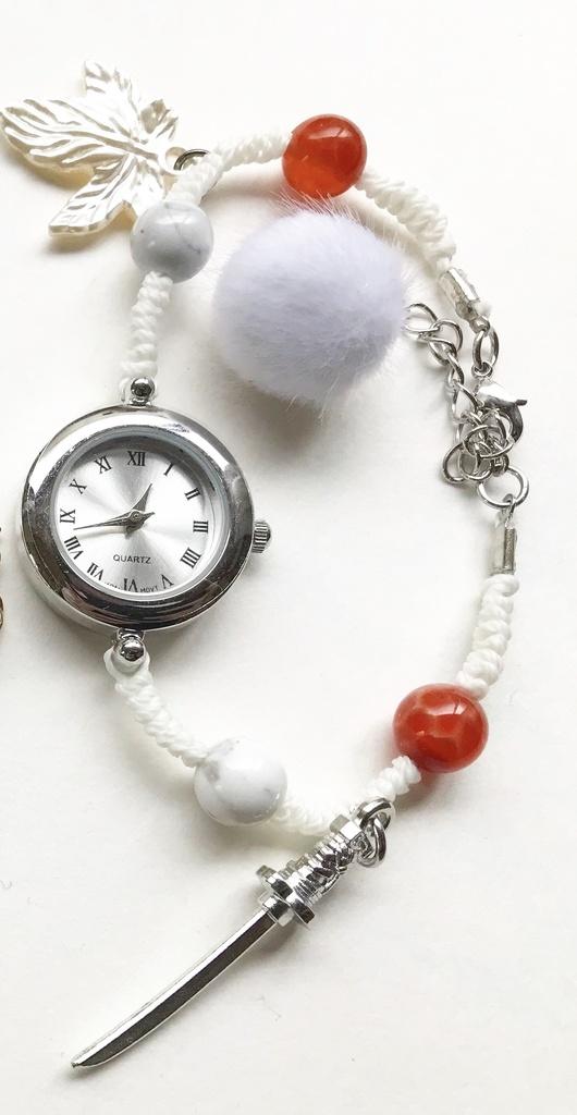 犬走椛モチーフ時計