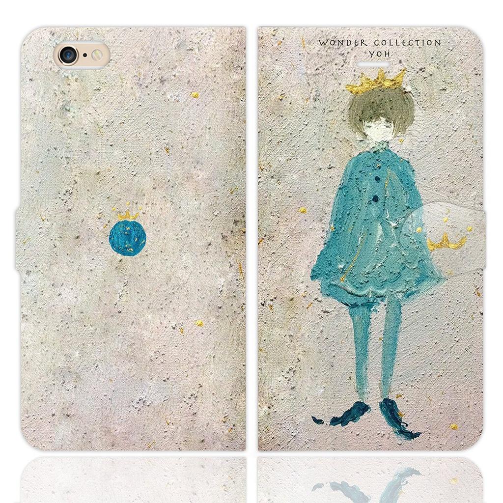 地球王子 iPhoneケース