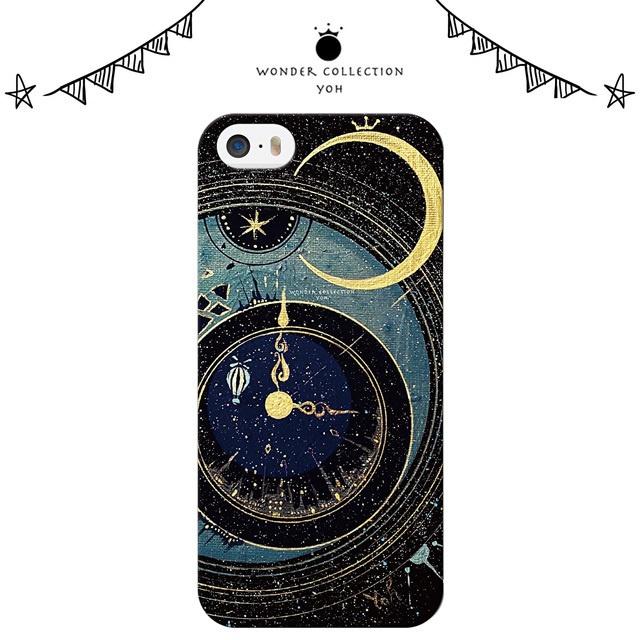 3時の星 iPhoneハードケース