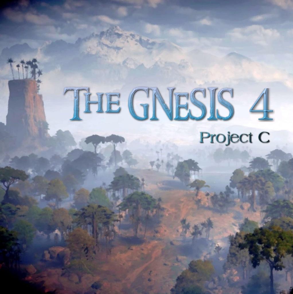 Genesis4 ~ ファンタジー系サウンドトラック ~ MP3版
