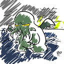 クトゥルフ神話trpg フリー素材 グール Zombie Death Booth
