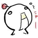 花粉症マーク 缶バッチ ドットねこ Neu P01y Booth