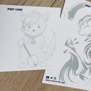ポストカード(post card)10枚組