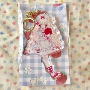Summer Maid♡アクリルキーホルダー