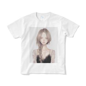 「no title 2」Tシャツ White