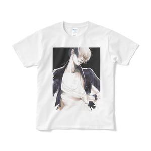 「TANK」Tシャツ White