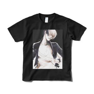 「TANK」Tシャツ Black