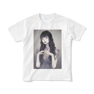 「no title 4」Tシャツ White