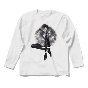 「fur」 ロングスリーブTシャツ