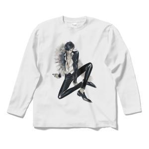 「fur2」 ロングスリーブTシャツ