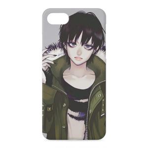 「mods coat」 iPhoneケース