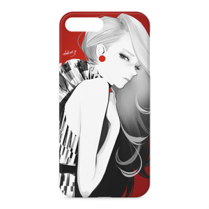「Rosso」 iPhoneケース