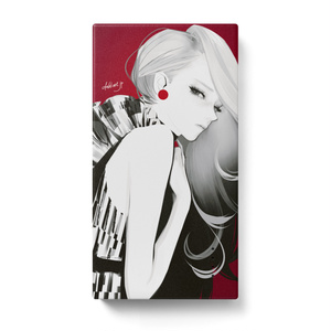 「Rosso」モバイルバッテリー