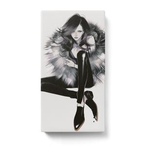 「Fur」モバイルバッテリー