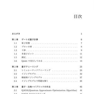 【pdf版】IBM QとBlueqatでゼロから始める量子コンピュータ
