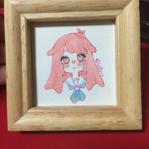 メンダコちゃん4原画