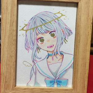 天使ちゃん2(原画)
