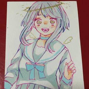 天使ちゃん3(原画)