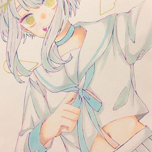 天使ちゃん4(原画)
