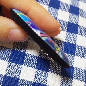 MÚSECA 七銀ノカミの携帯クリーナー