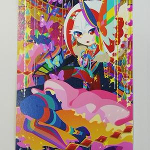 ポストカード『mimikoto』