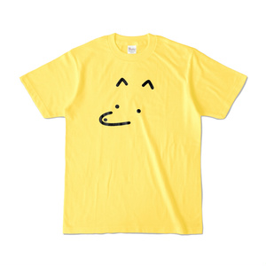 狐Tシャツ(顔としっぽ)