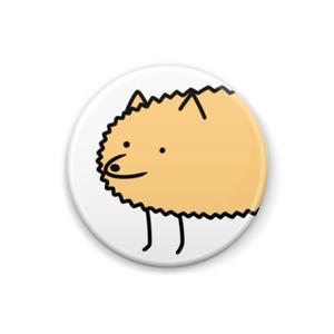 狐バッジ1