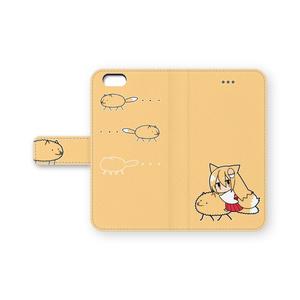 狐ケース(iPhone6、6Plus)