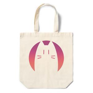 シンプルねこバッグ