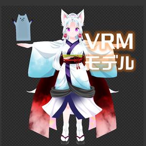 東北イタコ公式VRM