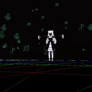 【無料】跳ねる音符パーティクル