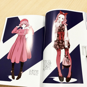 Nobody Girls Nii Manabu Original Illustrations 2019